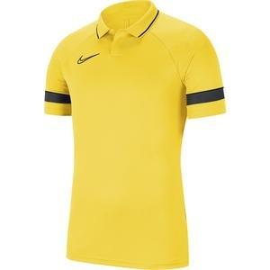 Df Acd21 Ss Erkek Sarı Futbol Polo Yaka Tişört CW6104-719
