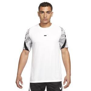 M Nk Df Strke21 Top Ss Erkek Beyaz Futbol Tişört CW5843-100