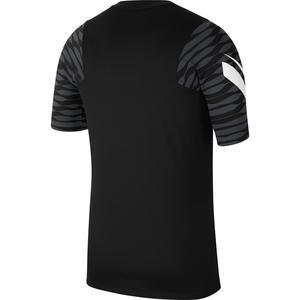 M Nk Df Strke21 Top Ss Erkek Siyah Futbol Tişört CW5843-010