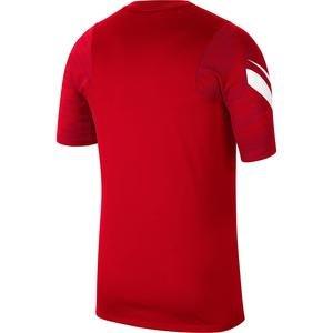 M Nk Df Strke21 Top Ss Erkek Kırmızı Futbol Tişört CW5843-657