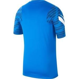 M Nk Df Strke21 Top Ss Erkek Mavi Futbol Tişört CW5843-463