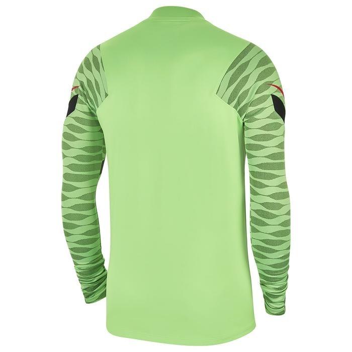 M Nk Df Strke21 Dril Top Erkek Yeşil Futbol Uzun Kollu Tişört CW5858-398 1272027