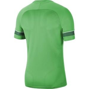 M Nk Df Acd21 Top Ss Erkek Yeşil Futbol Tişört CW6101-362
