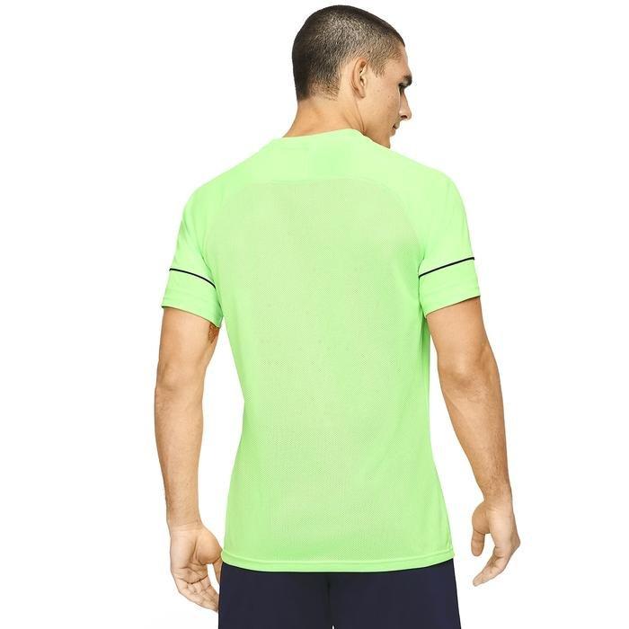 M Nk Df Acd21 Top Ss Erkek Yeşil Futbol Tişört CW6101-398 1203516