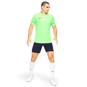 M Nk Df Acd21 Top Ss Erkek Yeşil Futbol Tişört CW6101-398
