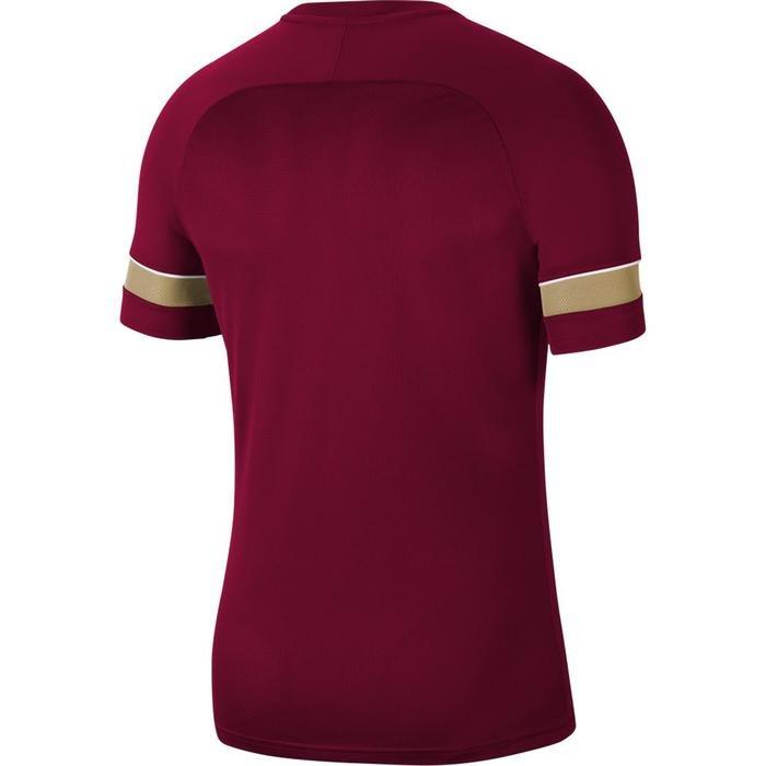 M Nk Df Acd21 Top Ss Erkek Kırmızı Futbol Tişört CW6101-677 1271604