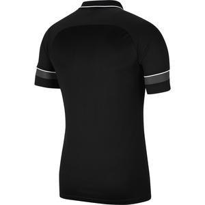 Df Acd21 Ss Erkek Siyah Futbol Polo Yaka Tişört CW6104-014