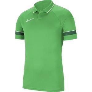 Df Acd21 Ss Erkek Yeşil Futbol Polo Yaka Tişört CW6104-362