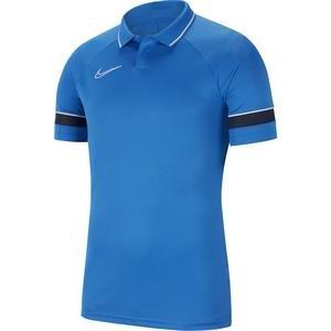 M Nk Df Acd21 Polo Ss Erkek Mavi Futbol Polo Tişört CW6104-463