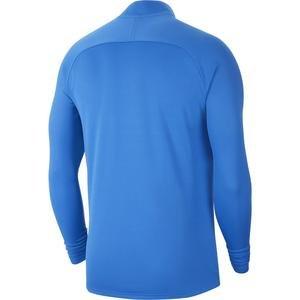 M Nk Df Acd21 Dril Top Erkek Mavi Futbol Uzun Kollu Tişört CW6110-463