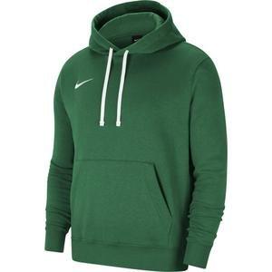 M Nk Flc Park20 Po Hoodie Erkek Yeşil Futbol Sweatshirt CW6894-302