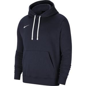 M Nk Flc Park20 Po Hoodie Erkek Mavi Futbol Sweatshirt CW6894-451