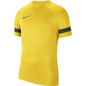 M Nk Df Acd21 Top Ss Erkek Sarı Futbol Tişört CW6101-719