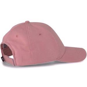 Metal Cat Cap Apricot Blush Unisex Pembe Günlük Stil Şapka 02126939