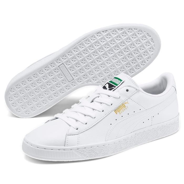 Basket Classic Lfs Unisex Beyaz Günlük Ayakkabı 35436717 1270958