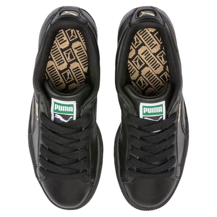 Basket Classic Lfs Unisex Siyah Günlük Ayakkabı 35436719 1270967