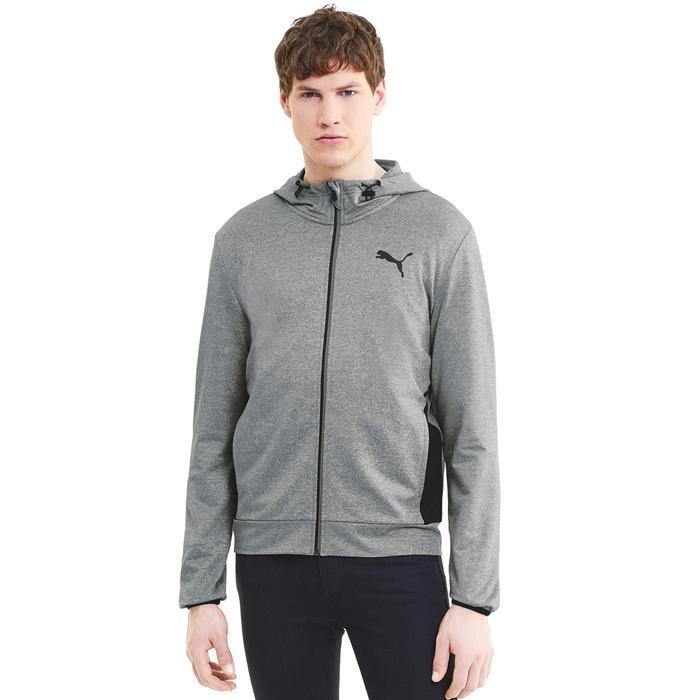 Rtg Fz Hoody Erkek Gri Günlük Stil Sweatshirt 58150803 1271030