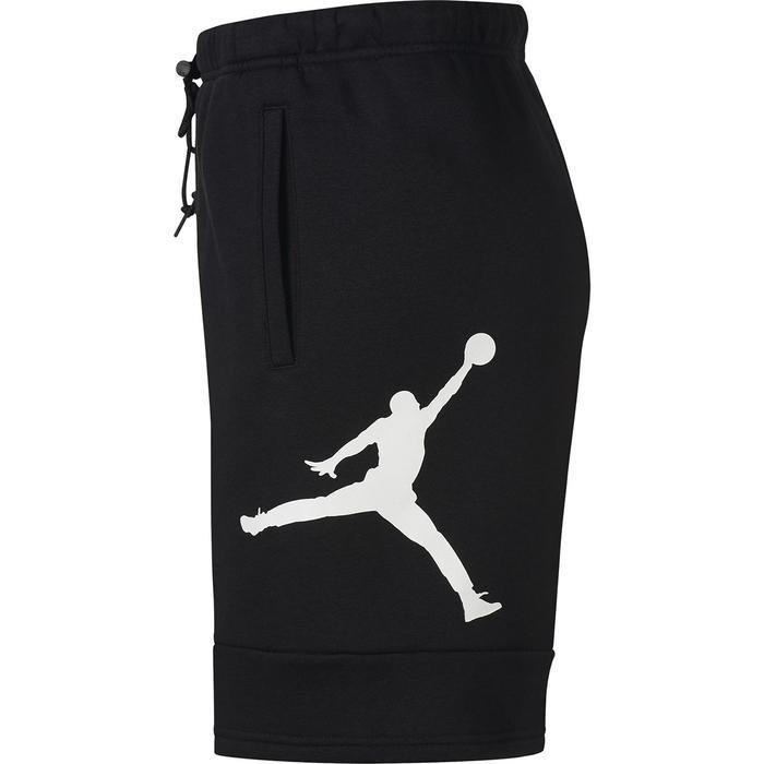 M J Jumpman Air Flc Short Erkek Siyah Basketbol Şort CK6707-010 1273288