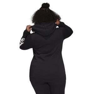W E Inc Hd Tt Kadın Siyah Antrenman Ceket FL0139