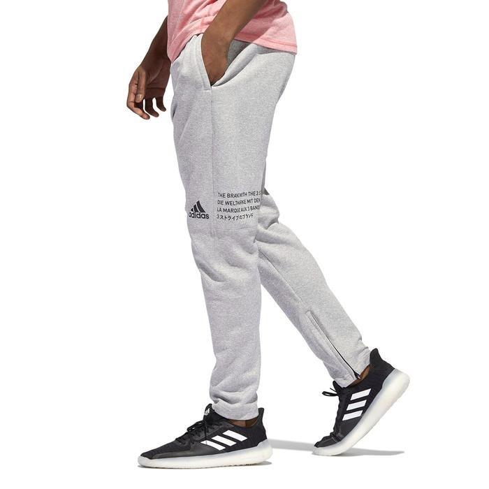 Lax City Jogger Erkek Gri Antrenman Eşofman Altı FS4105 1222900