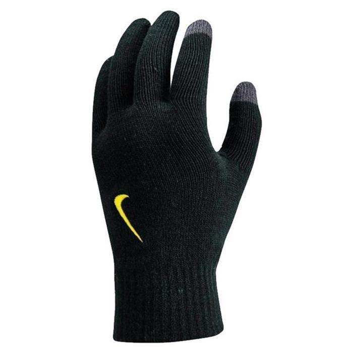 Ya Knitted Tech And Grip Unisex Siyah Antrenman Eldiven N.WG.J1.047.SM 1238107