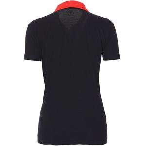 Kamp Kadın Siyah Voleybol Tişört TKY100120-SYH