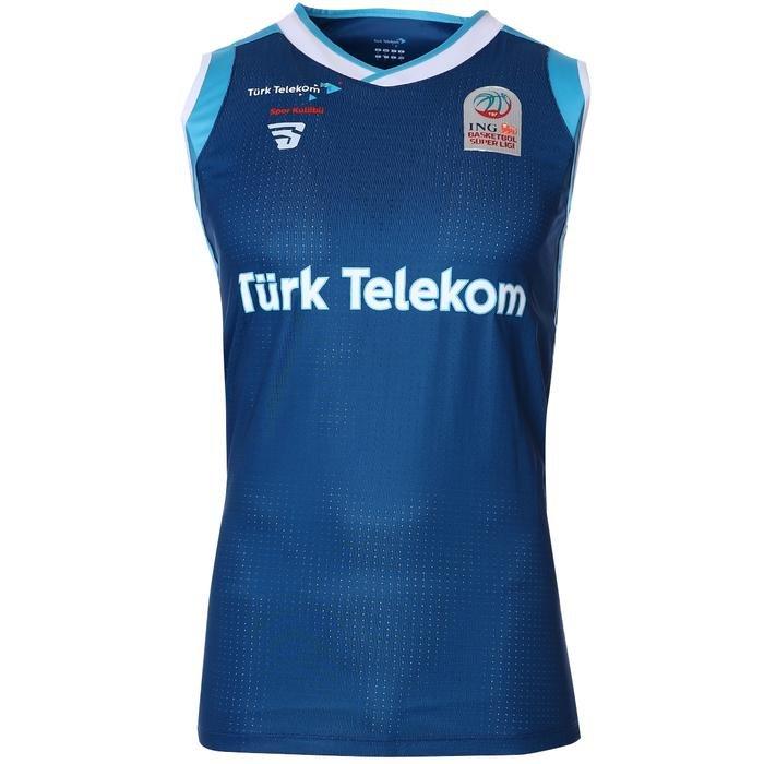 Türk Telekom Erkek Lacivert Basketbol Forma TKU100116-LCV 1279207