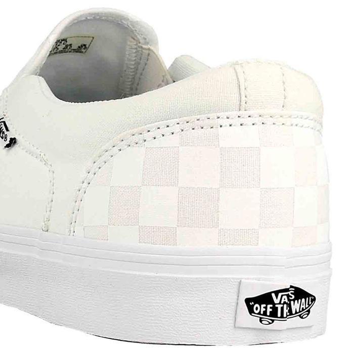 Asher Erkek Beyaz Günlük Ayakkabı VN000SEQW511 1180339