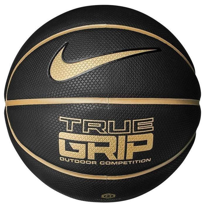 True Grip Ot 8P Unisex Siyah Basketbol Topu N.100.0525.075.07 1136913