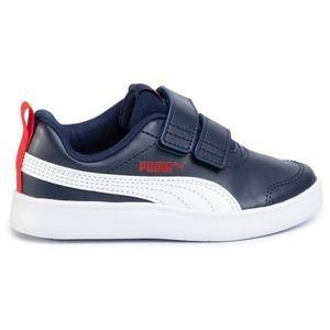 Courtflex V2 V Ps Çocuk Lacivert Günlük Ayakkabı 37154301