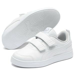 Courtflex V2 V Ps Çocuk Beyaz Günlük Ayakkabı 37154304