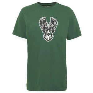 Milwaukee Bucks Earned Edition NBA Dry Tee Es Chrm Lgo Erkek Yeşil Basketbol Tişört CZ7283-323