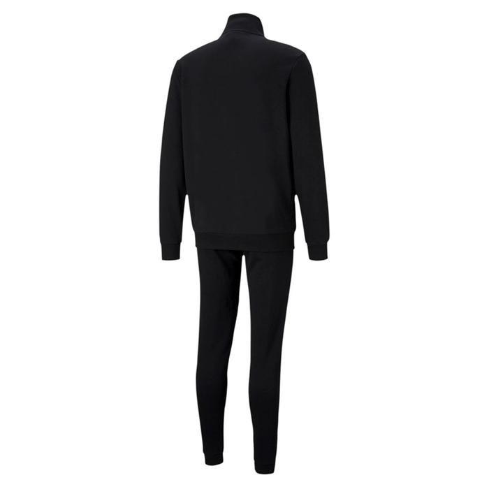 Clean Sweat Suit Erkek Siyah Günlük Stil Eşofman Takımı 58584001 1217637