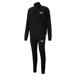 Clean Sweat Suit Erkek Siyah Günlük Stil Eşofman Takımı 58584001