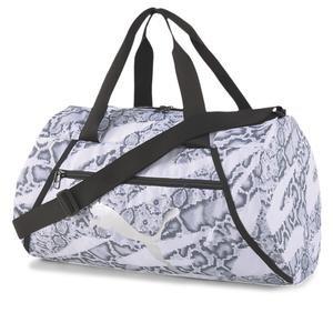 At Ess Barrel Bag Kadın Beyaz Antrenman Spor Çanta 07736508