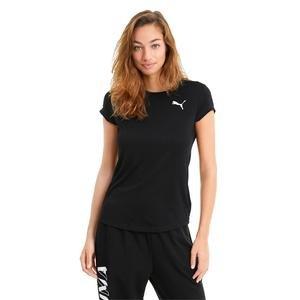 Active Tee Kadın Siyah Günlük Stil Tişört 58685701