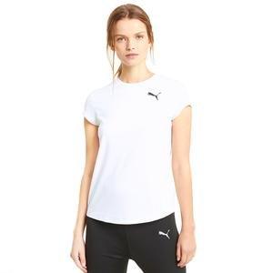 Active Tee Kadın Beyaz Günlük Stil Tişört 58685702