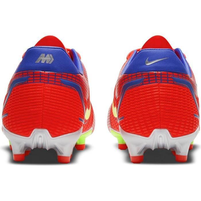 Vapor 14 Academy Fg/Mg Unisex Kırmızı Futbol Krampon CU5691-600 1202672