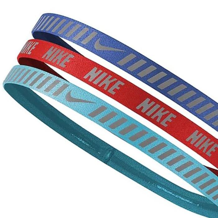 Printed Hazard Stripe Unisex Çok Renkli Antrenman Saç Bandı N.JN.G3.903.OS 1238116