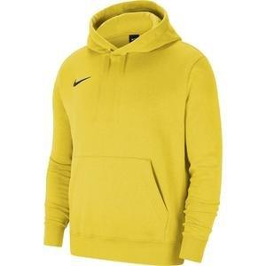 Y Nk Flc Park20 Po Hoodie Çocuk Sarı Futbol Sweatshirt CW6896-719