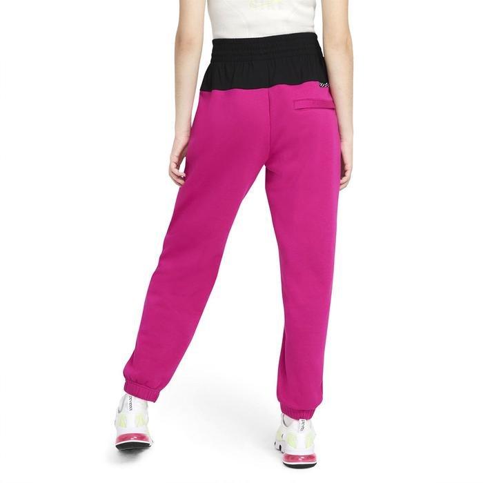 W Nsw Icn Clsh Jogger Mix Hr Kadın Pembe Günlük Stil Pantolon CZ8172-615 1274344