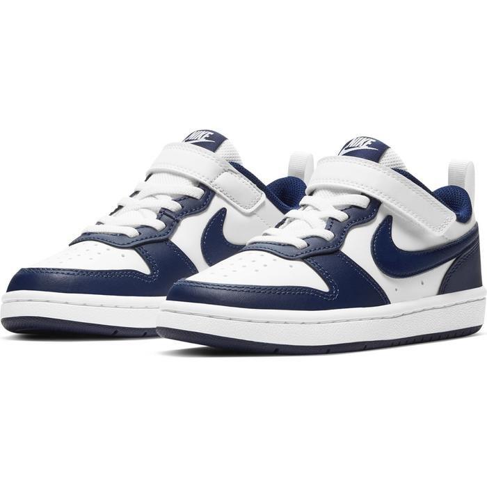Court Borough Low 2 (Psv) Çocuk Beyaz Günlük Ayakkabı BQ5451-107 1273885