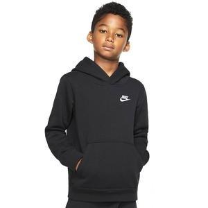 B Nsw Club Po Hoodie Çocuk Siyah Günlük Stil Sweatshirt BV3757-011