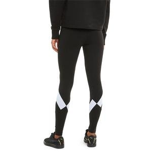 Pi Hr Legging Kadın Siyah Günlük Stil Tayt 59970801