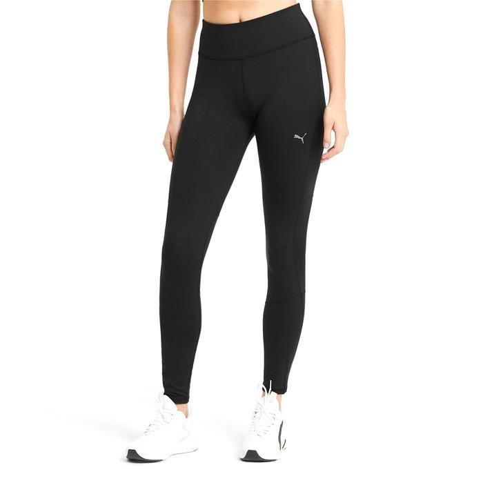 Run Favorite Reg Rise Full Tight W Kadın Siyah Antrenman Taytı 52019101 1216161