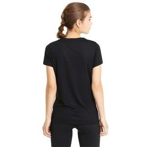 Performance Tee Kadın Siyah Antrenman Tişört 52031101