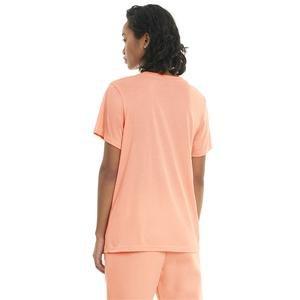 Evostripe Kadın Pembe Günlük Stil Tişört 58594126