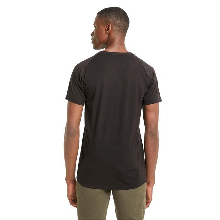 Evostripe Erkek Siyah Günlük Stil Tişört 58580601 1217482