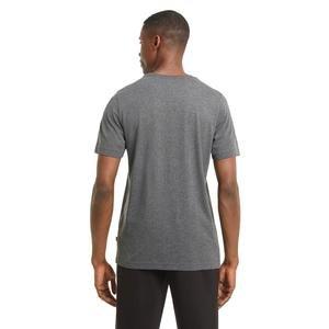 Ess Heather Tee Erkek Siyah Günlük Stil Tişört 58673601
