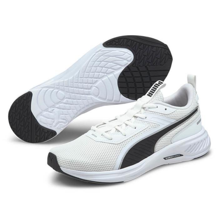 Scorch Runner Unisex Beyaz Antrenman Ayakkabısı 19445904 1206107